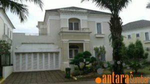 rumah dijual di modernland
